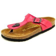 Chaussures roses étroite pour fille de 2 à 16 ans