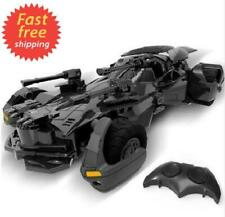Batmobile RC car Remote Control Batman vs Superman Justice League Kids Gift Toy