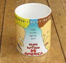 Beavis and Butt Head Do America Advertising MUG