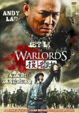 WARLORDS  NEW DVD---Hong Kong RARE Kung Fu Martial Arts Action movie - NEW