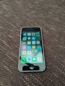 Apple iPhone 5c - 8GB - White (Unlocked) A1507 (GSM)