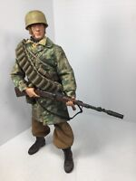1/6 DRAGON GERMAN LUFTWAFFE FALLSCHIRMJAGER PARATROOPER K-98 GRENADIER WW2 BBI
