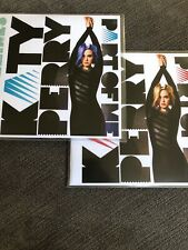 "KATY PERRY ""PART OF ME"" Remixes 1 & 2 - 2 X Cd Promo's - 20 Remixes- Mint"