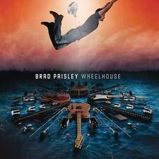 Brad Paisley - Wheelhouse [New CD]