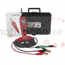 Power Probe 4 Circuit Tester PowerProbe IV Diagnostic Tool PP4 Colour Screen