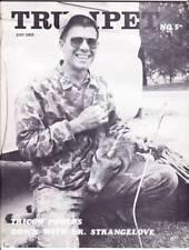 TRUMPET #5 - 1967 fanzine - Tom Reamy, George Barr, Fritz Leiber letter