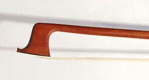 Französischer Geigenbogen Mirecourt Amouretteholz 62 gr. - french violin bow