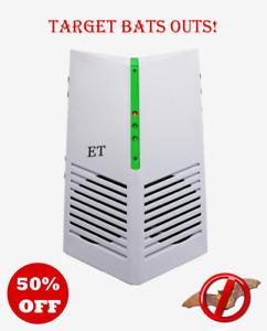 Electronic Bat Repellent | Superior Bat Control | Bat Deterrent