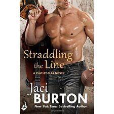 Burton, Jaci, Straddling The Line: Play-By-Play Book 8, Very Good Book
