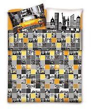 Completo lenzuola Singolo (una piazza) New York gtx