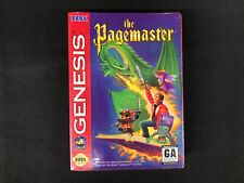 Pagemaster (Sega Genesis, 1994) Brand New Factory Sealed