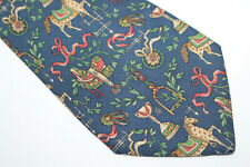 SALVATORE FERRAGAMO Silk tie Made in Italy E97233
