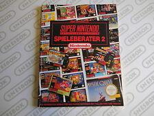 SNES Spieleberater 2 Lösungsbuch Nintendo Super Mario 1+2+3 All Stars