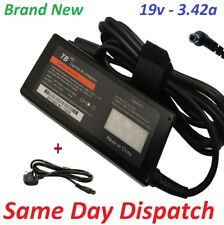 PACKARD BELL V85 N193 R33030 Adapter Charger Power Supply Replacement 19v 3.42a
