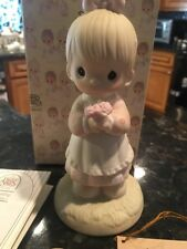 "Precious Moments ""Mommy I Love You� 112143 Enesco 1987"