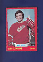 Marcel Dionne 1973-74 O-PEE-CHEE Hockey #17 (EX) Detroit Red Wings