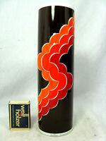 Rare Natale Sapone design Rosenthal Studio - Linie Porzellan Vase 3566 / 30 cm