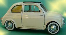 Fiat 500 Scala 1/16 Solido