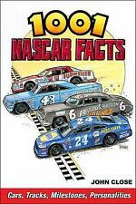 1001 NASCAR Facts Book~Cars~Tracks~Milestones~Personalities~Rare Photos~NEW 2017