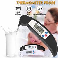 Backofenthermometer Küchenthermometer Kerntemperaturmesser Fleischthermometer H
