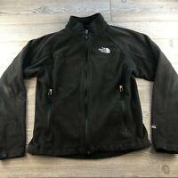Womens The North Face Ladies  Fleece Jacket Medium Black