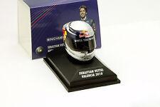 S.Vettel Toro Rosso GP VALENCIA FORMULA 1 Weltmeister 2010 CASCO 1:8 Minichamps