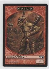 2009 Magic: The Gathering - Core Set: 2010 Booster Pack Base T1 Token Goblin 0b5
