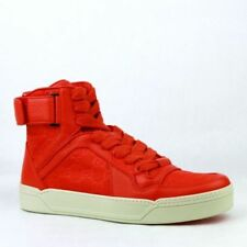 Gucci Red Shoes for Men for sale