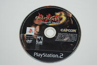 Onimusha 3 Demon Siege Playstation 2 PS2 Video Game Disc Only