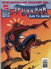 Spider-Man Magazine - The TV Series (German) # 12-Panini 1996-Top