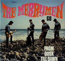THE MERRYMEN-from dusk 'till dawn   merry disc LP   (hear)   calypso folk