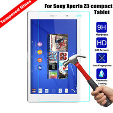 NEW Premium Tempered GlassScreen Protector For Sony Xperia Z3 Compact Tablet 8.0