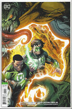 HAL JORDAN AND THE GREEN LANTERN CORPS #49 VARIANT 2016 NM/MINT 9.8 SEND TO CGC!