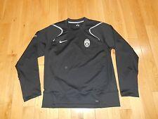 Nike JUVENTUS Soccer Long Sleeve Jersey Kit Mens Lg Football Training Goalkeeper