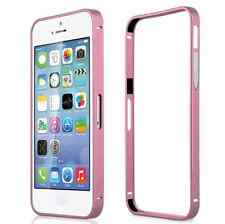 Luxury Aluminum Metal Protective Bumper Frame Hard Case Cover for iPhone4S/5S Ef