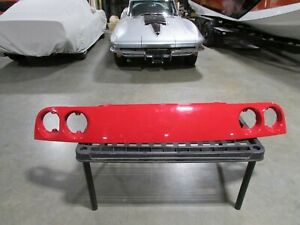 FERRARI 360 MODENA OEM REAR RED BODY PANEL FINISH PANEL 65001500 T1