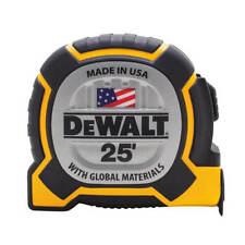 DEWALT DWHT36225S 25 ft. XP Next Generation Premium Tape Measure