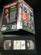 WCW - Wrestling VHS Video - HALLOWEEN HAVOC - Chamber Of Horrors