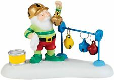 Ring A Ling Bling Dept 56 North Pole Village 4036556 Christmas accessory elves Z