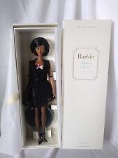 NEW Lingerie #5 Silkstone Barbie Black AA 5 Fashion Model Mint #56120 NRFB