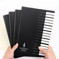 New Blank Music Manuscript Writing Paper Book Staff Notebook 16 Sheets 185*260mm