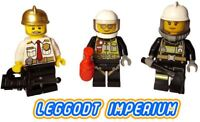 LEGO Minifigures - City Firefighter Pack A - Emergency Service New FREE POST