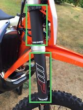 KTM SX SXF EXE EXC EXC-F 125-530+   FULL SET FORK PROTECTION Forkshrink 360