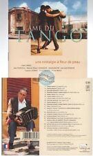L'ame Du Tango CD ALBUM compilation - une nostalgie a fleur de peau