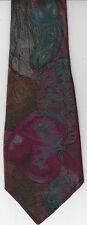 Lanvin-Authentic-100% Silk Tie-Made In Italy-La16-Men's Tie