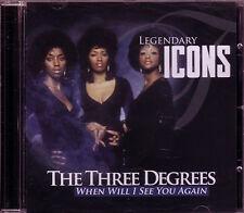 the three degrees (icons) cd