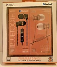 EAR BUDS SENTRY IPOD IPHONE ANDROID BUDS WITH MIC & WIRELESS BLUETOOTH