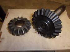Gear Set R&L Main Snapping Roll Drive 311-312-324-325 - 302146 & 302145 New Idea
