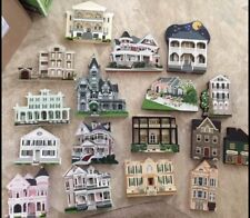 Lot shelia's collectibles houses San Francisco Cottage