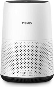 Philips Series 800 Compact Air Purifier for Small Rooms,HEPA Filter,unopened